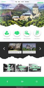 web pro Čumkarty