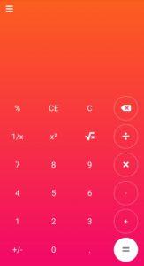 Moderní kalkulačka